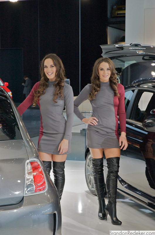 NAIAS 2010: Ladies