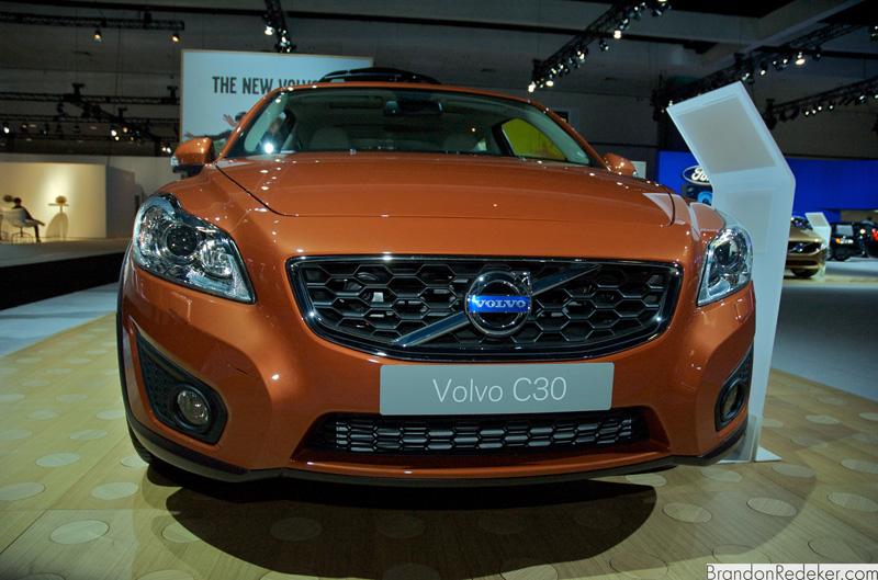 LA Auto Show 09: Volvo