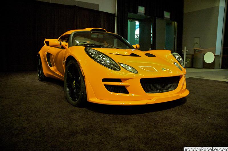 LA Auto Show 2009: Lotus
