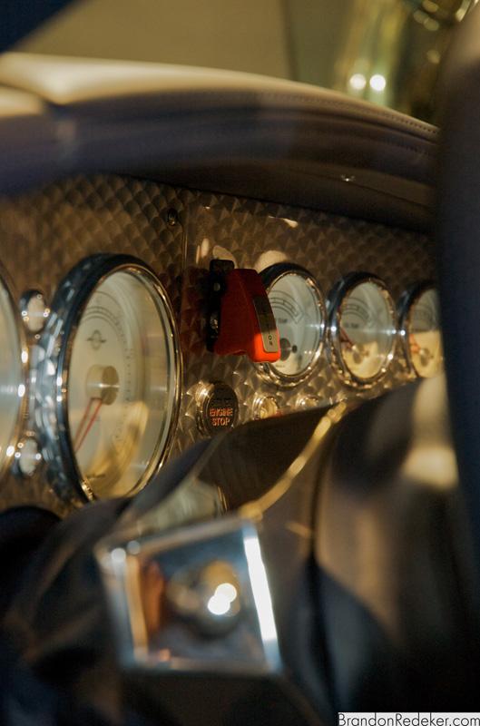 LA Auto Show 2009: Spyker