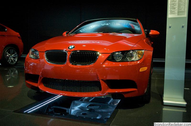 LA Auto Show 2009: BMW