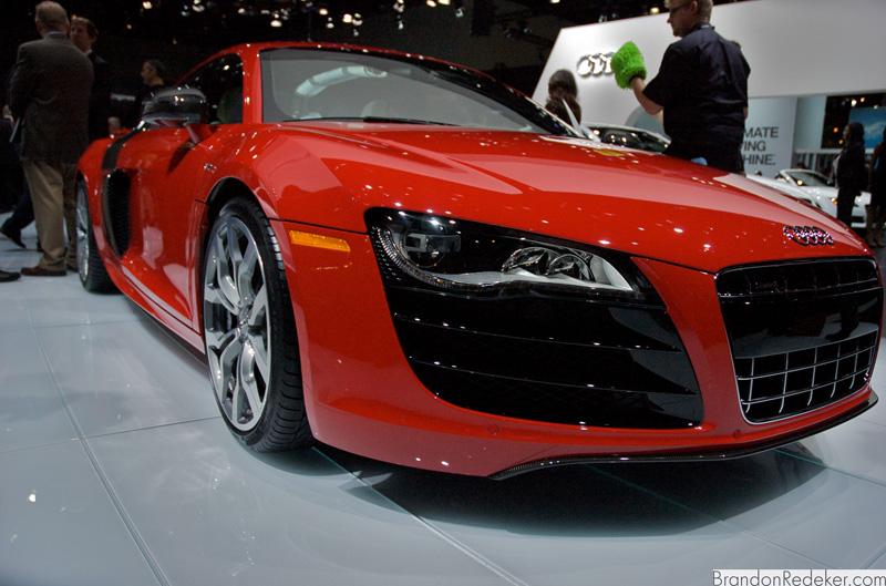 LA Auto Show 2009: Audi
