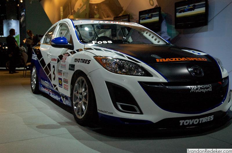 LA Auto Show 2009: Mazda