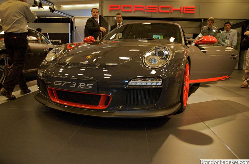LA Auto Show 2009: Porsche