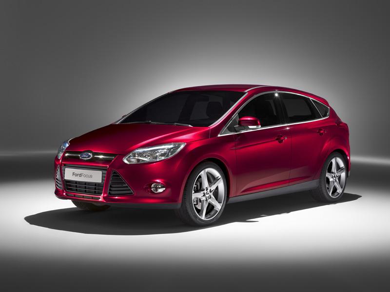 NAIAS 2010: 2012 Ford Focus