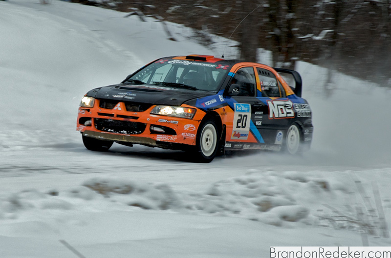 2010 Sno*Drift Rally