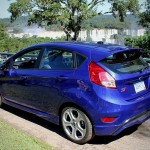 2014 Fiesta ST at Iguassu Falls, but still rocking the Michigan tags